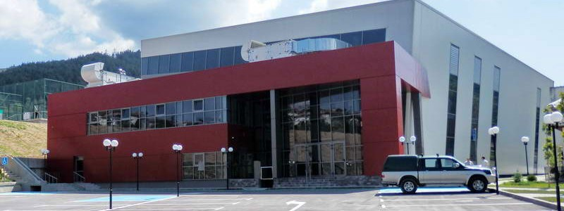 Спортна зала Рудозем