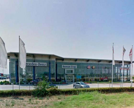 Мерцедес Пловдив