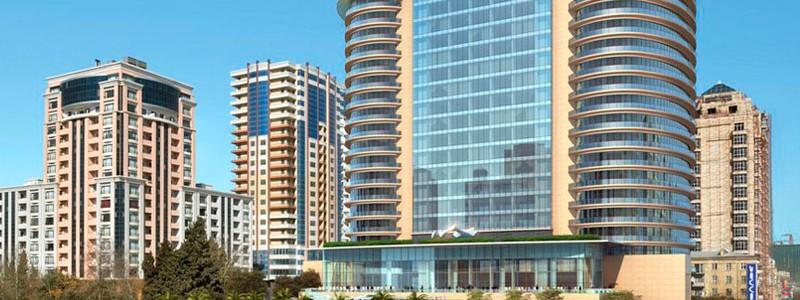 Marriott Баку