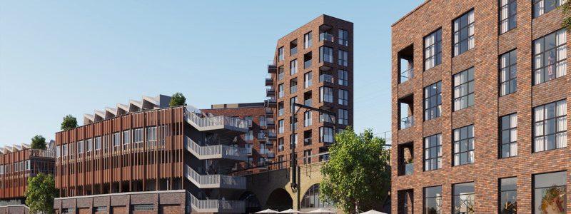 Camden Lock Village Лондон