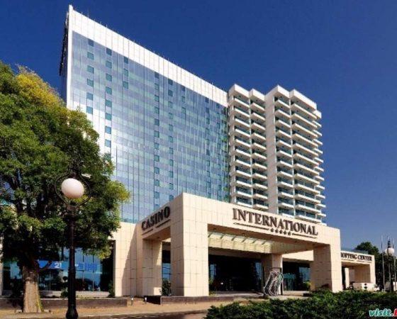 Хотел Интернационал Златни Пясъци