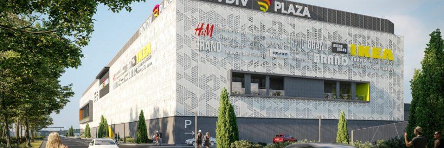 Plovdiv Plaza Mall